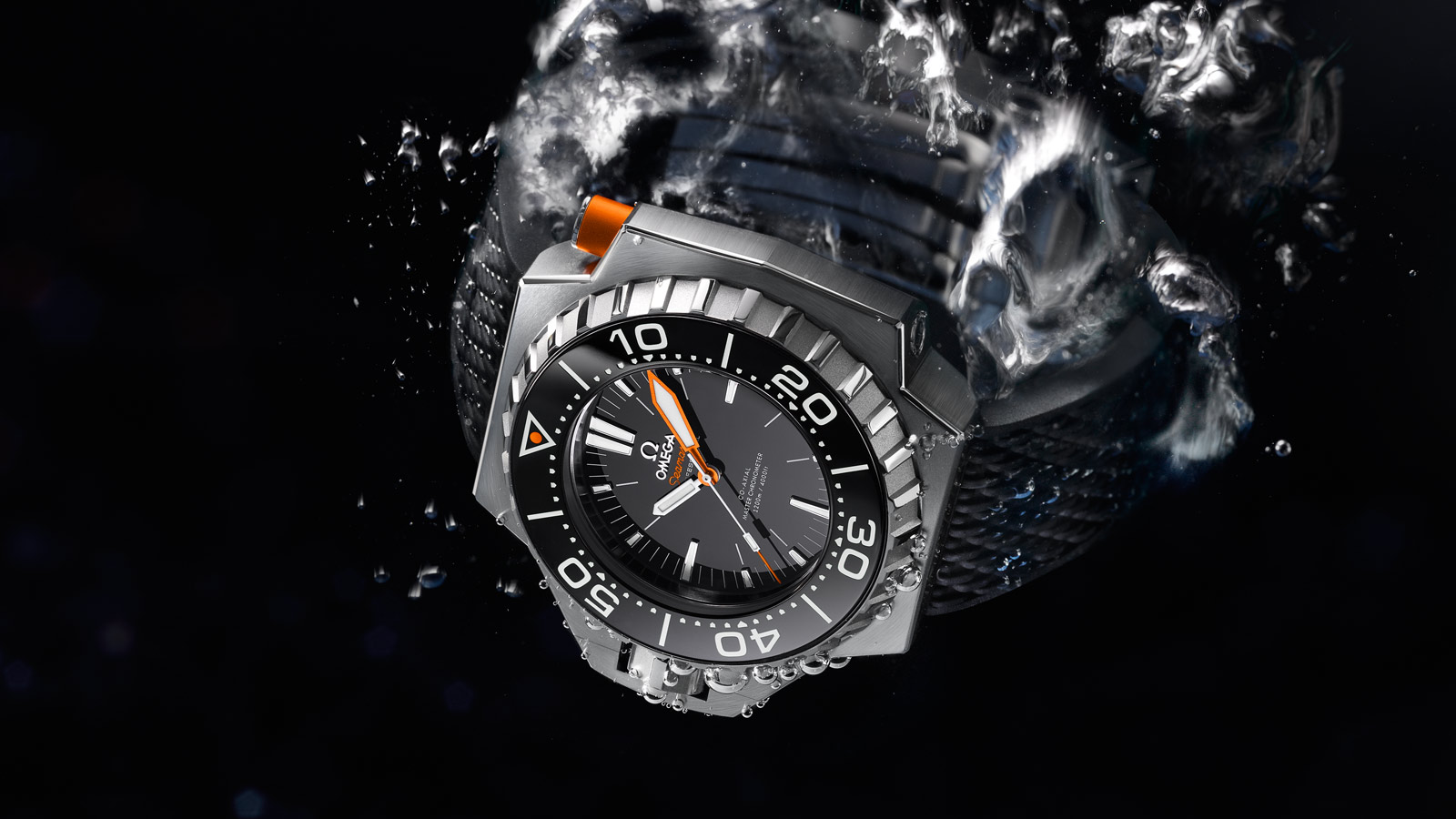 Seamaster Ploprof 1200M Ploprof 1200M Omega Co‑Axial Master Chronometer 55 x 48 mm - 227.90.55.21.01.001 - View 1