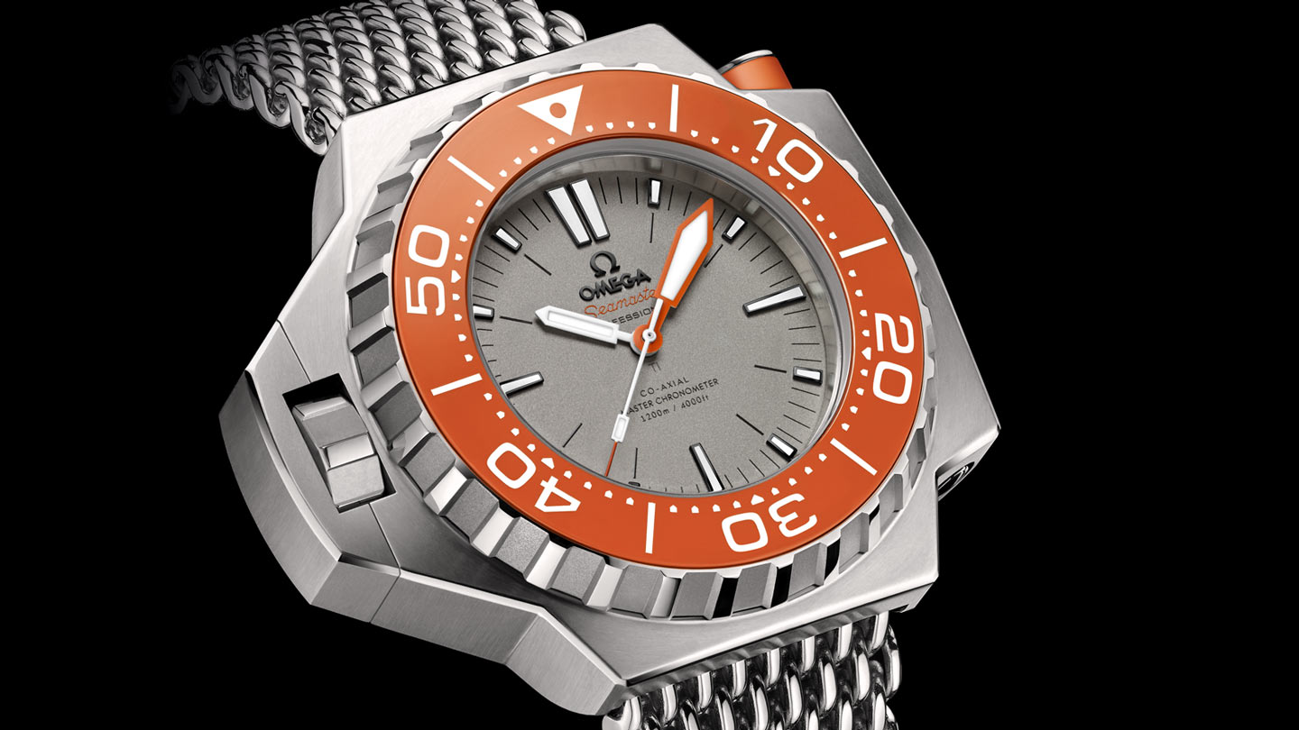 Seamaster Ploprof 1200M Ploprof 1200M Omega Co‑Axial Master Chronometer 55 x 48 mm - 227.90.55.21.99.002 - View 1