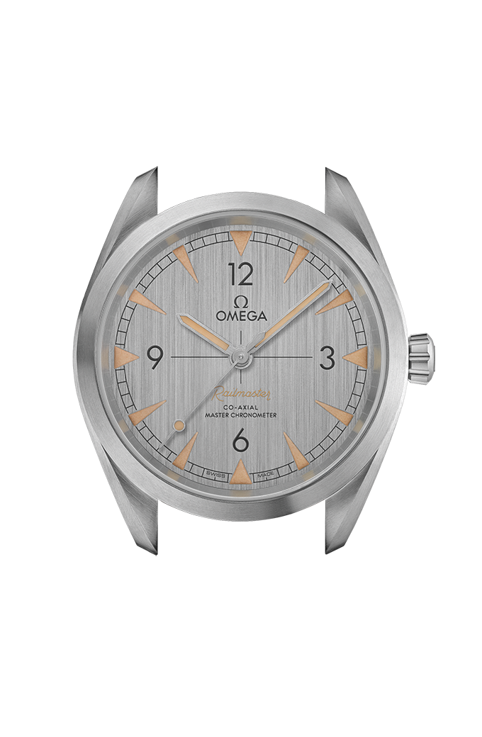 Co-Axial Master Chronometer 40 mm - 220.10.40.20.06.001