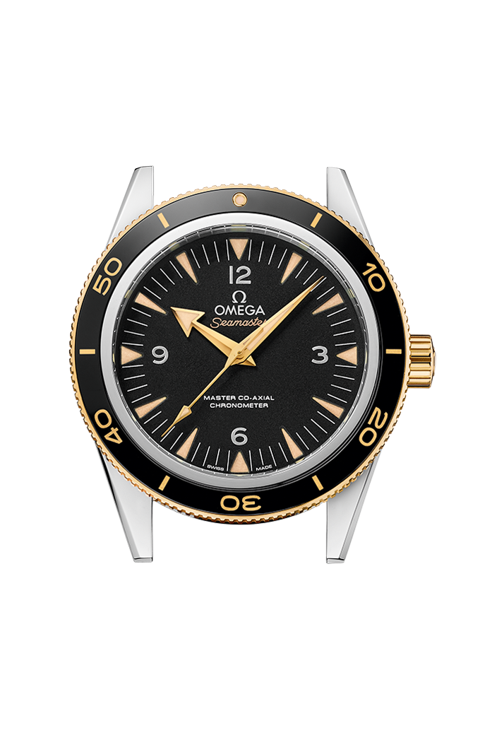 Omega Master Co-Axial 41mm - 233.20.41.21.01.002