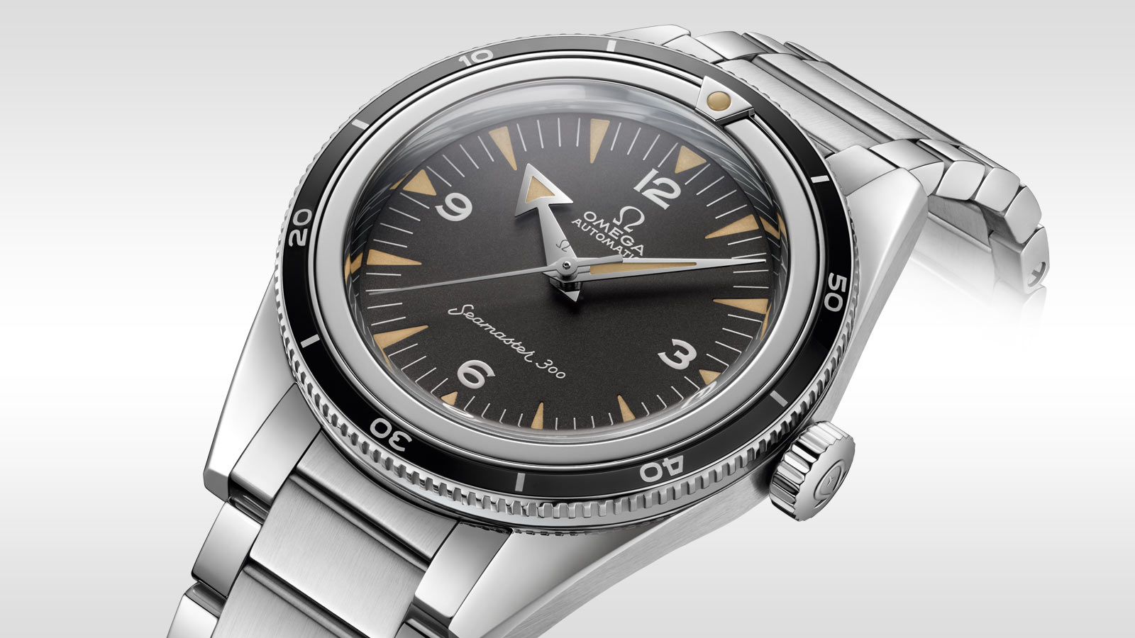 Seamaster The Collection Seamaster 300 Omega Co‑Axial Master Chronometer 39 mm - 234.10.39.20.01.001 - View 1