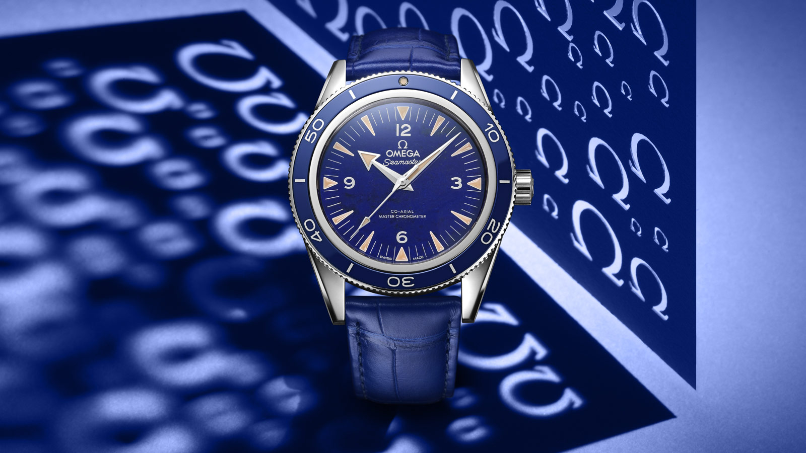 Seamaster Seamaster 300 Seamaster 300 Omega Co‑Axial Master Chronometer 41 mm Watch - 234.93.41.21.99.002