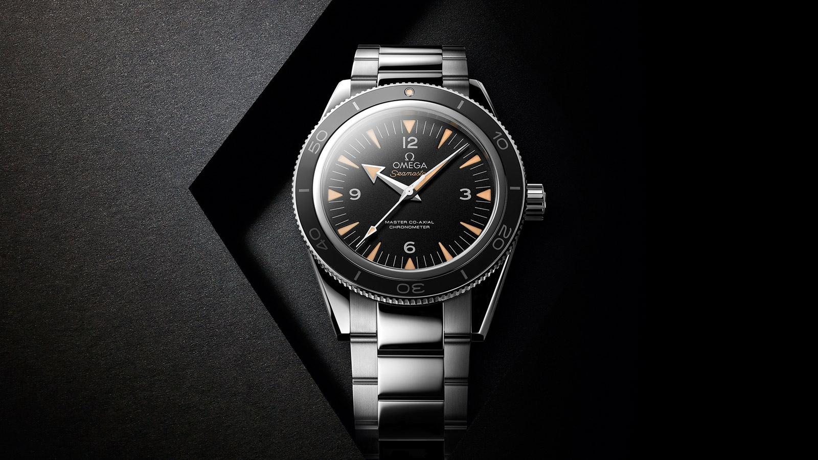 Seamaster Seamaster 300 Seamaster 300 Omega Master Co‑Axial 41 mm - 233.30.41.21.01.001 - Visualizzare 1