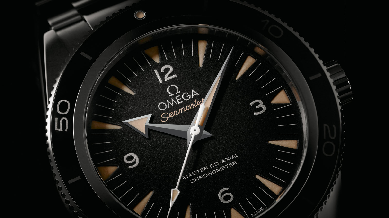 Seamaster Seamaster 300 Seamaster 300 Omega Master Co‑Axial 41 mm - 233.30.41.21.01.001 - Visualizzare 2