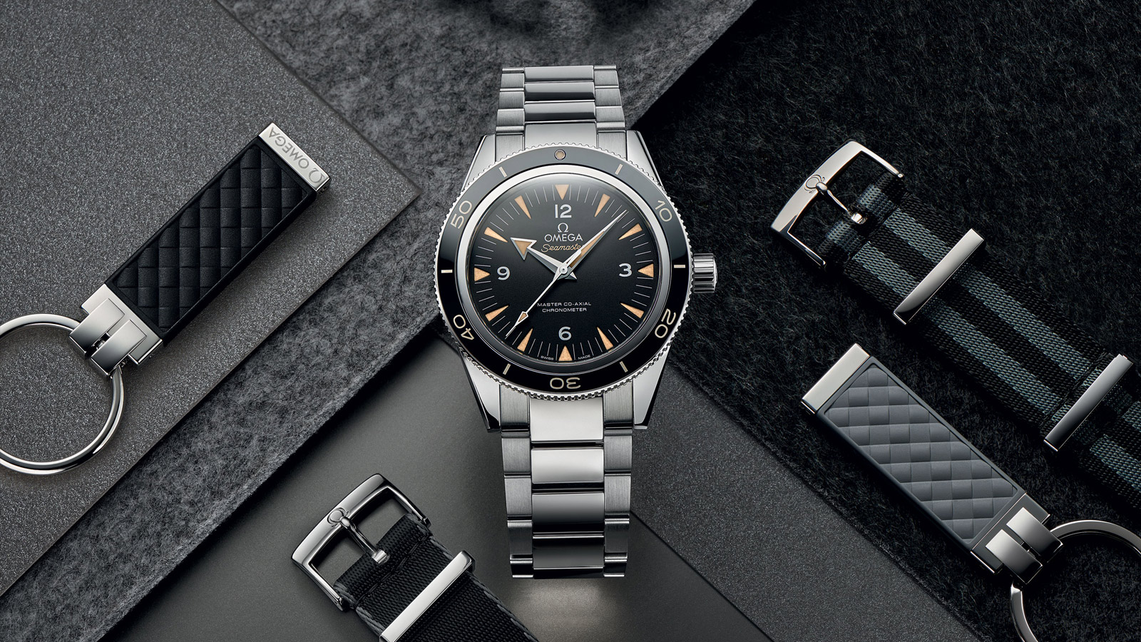Seamaster Seamaster 300 Seamaster 300 Omega Master Co‑Axial 41 mm - 233.30.41.21.01.001 - Visualizzare 6