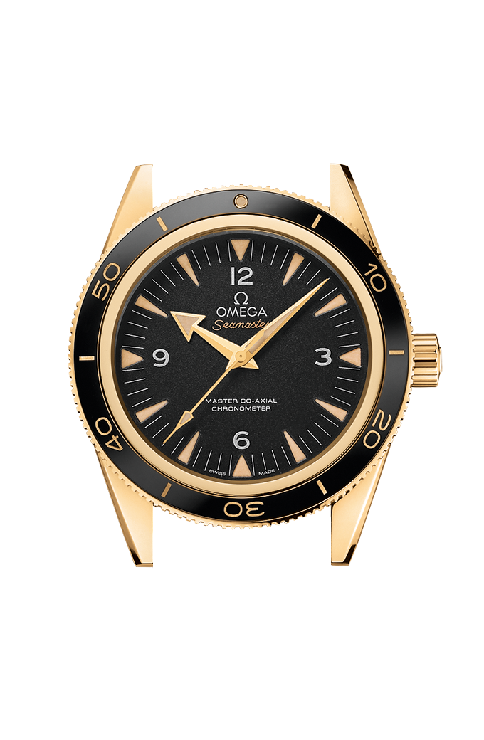 Omega Master Co-Axial 41 mm - 233.60.41.21.01.002