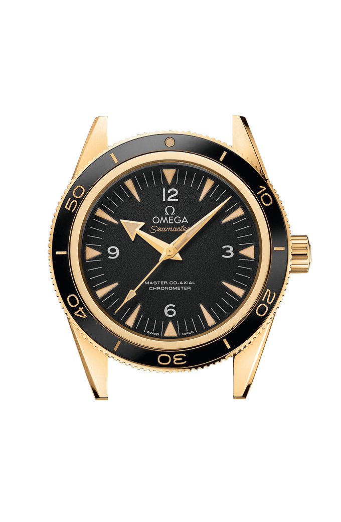 Omega Master Co-Axial 41 mm - 233.62.41.21.01.001