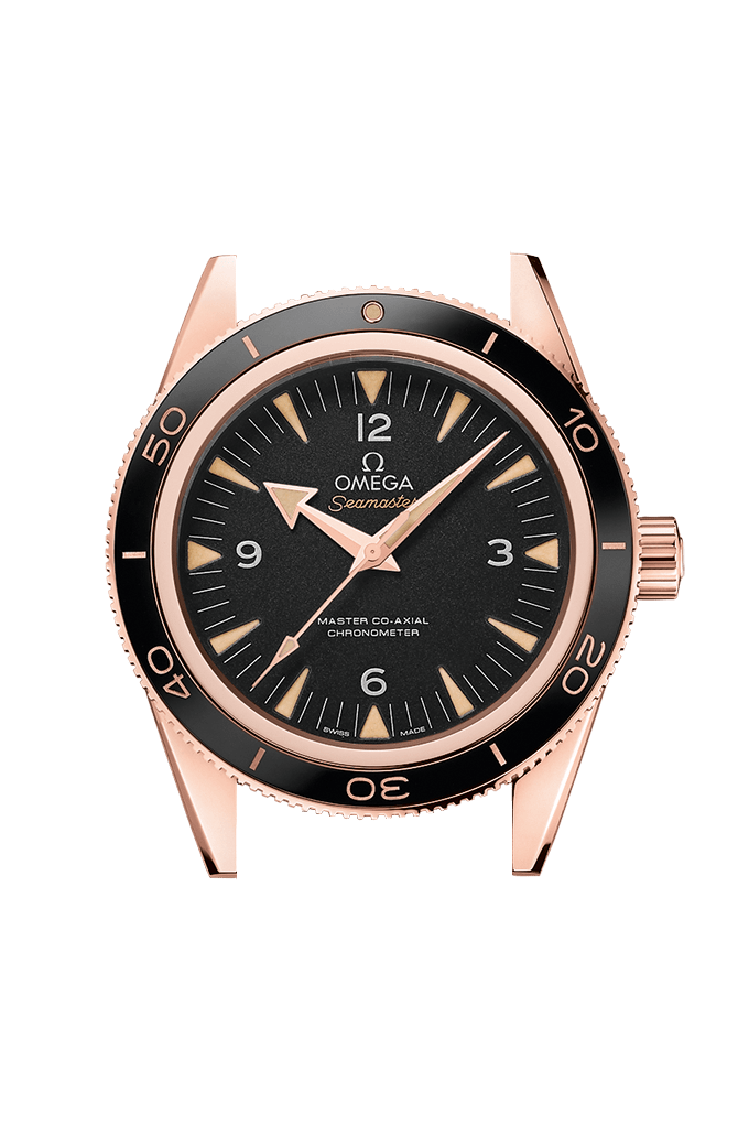 Omega Master Co-Axial 41 mm - 233.62.41.21.01.002