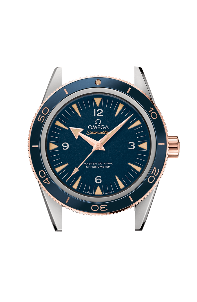 Omega Master Co-Axial 41 mm - 233.62.41.21.03.001