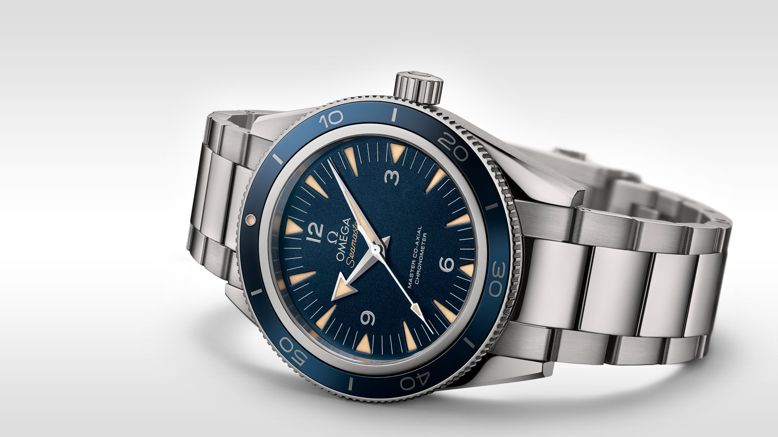 Seamaster Seamaster 300 Seamaster 300 Omega Master Co‑Axial 41 mm - 233.90.41.21.03.001 - View 1