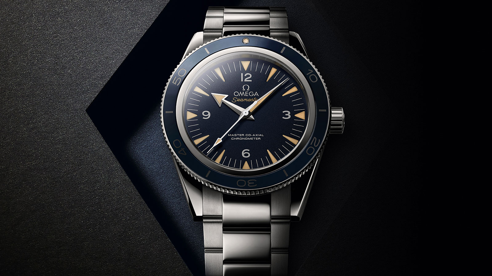 Seamaster Seamaster 300 Seamaster 300 Omega Master Co‑Axial 41 mm Watch - 233.90.41.21.03.001