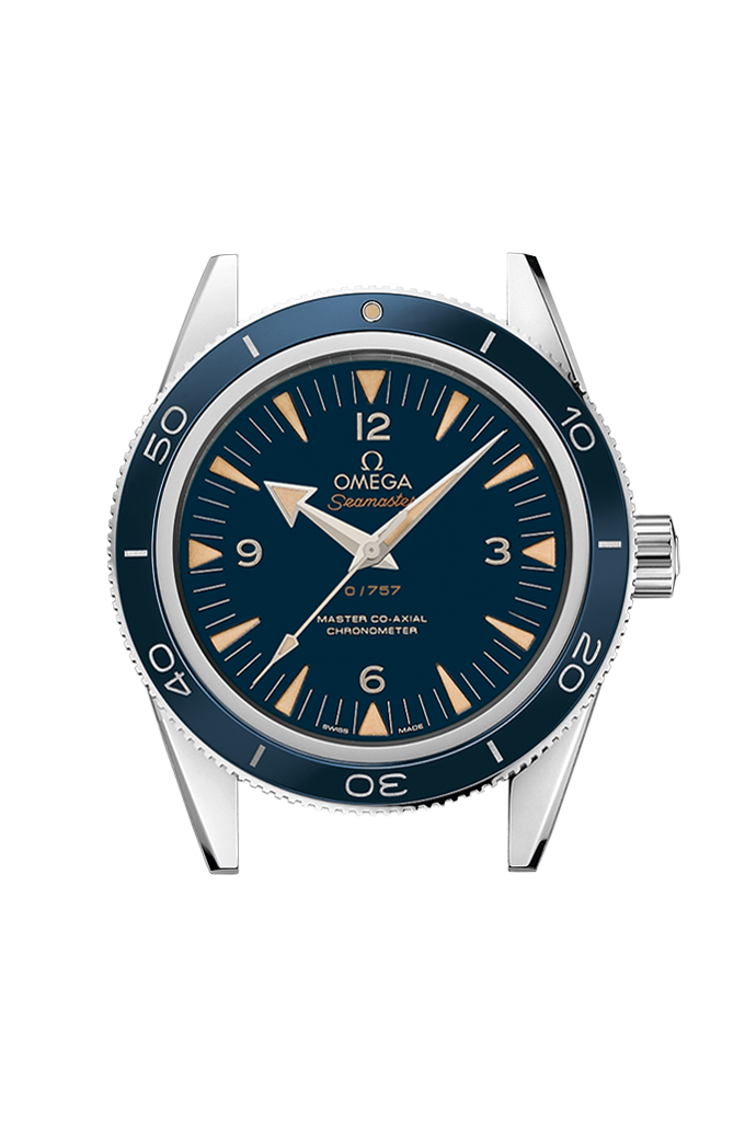 Omega Master Co-Axial 41mm - 233.93.41.21.03.001