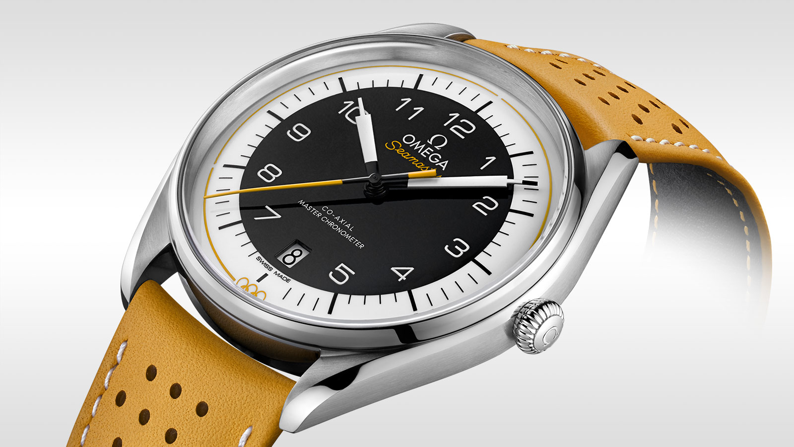 Modelos Especiais Olympic Official Timekeeper Olympic Official Timekeeper Relógio - 522.32.40.20.01.002