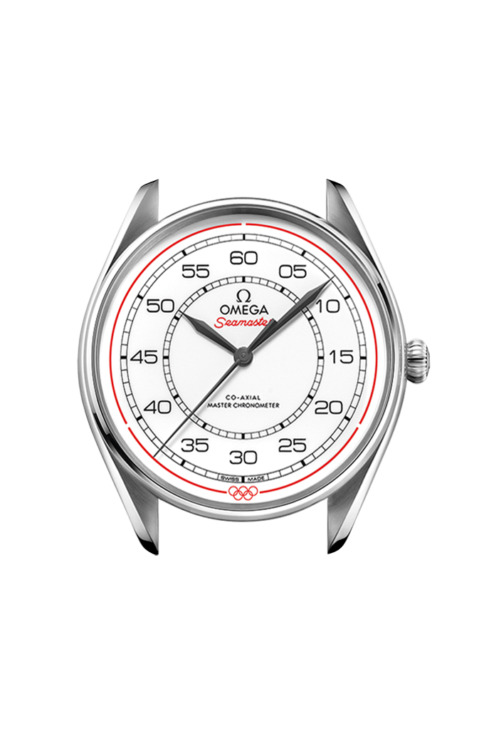Olympic Official Timekeeper - 522.32.40.20.04.004