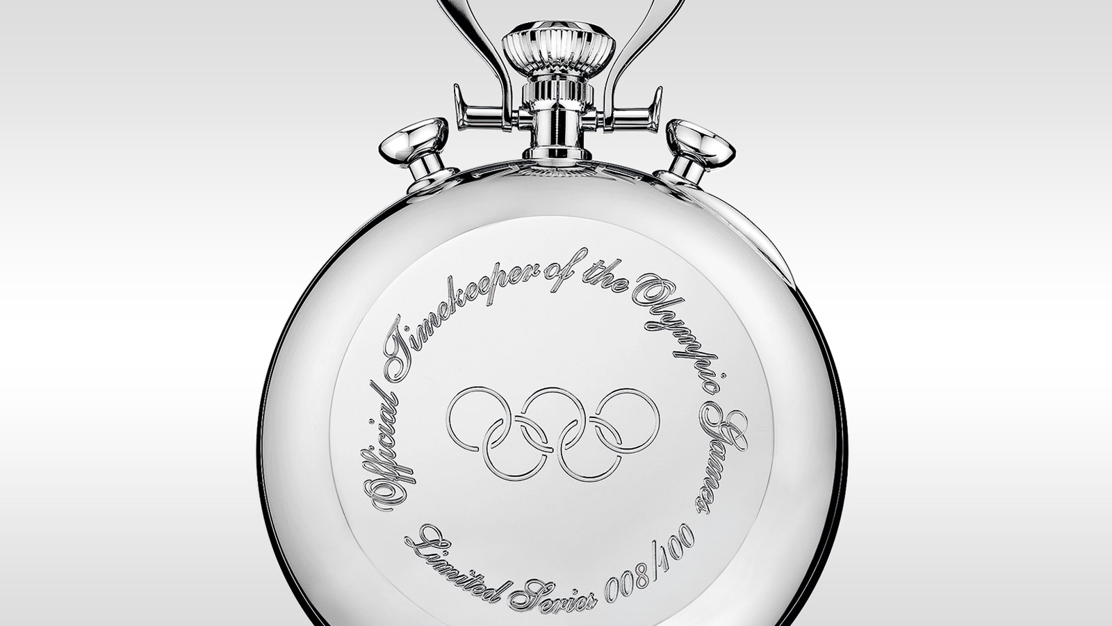Specialities OLYMPIC POCKET WATCH Olympic Pocket Watch 1932 - 5110.20.00 - View 2