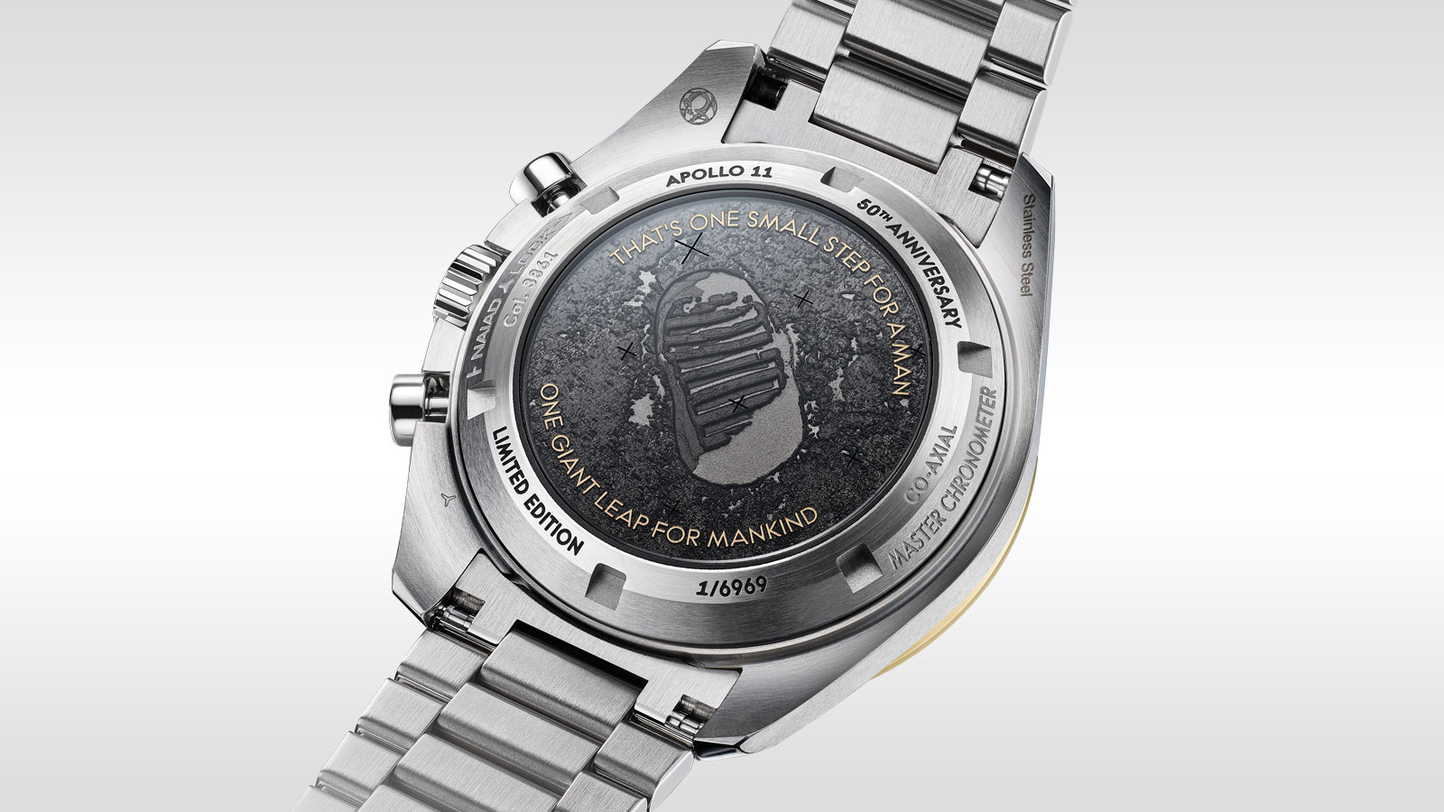 Speedmaster Moonwatch Moonwatch Anniversary Limited Series - 310.20.42.50.01.001 - View 2