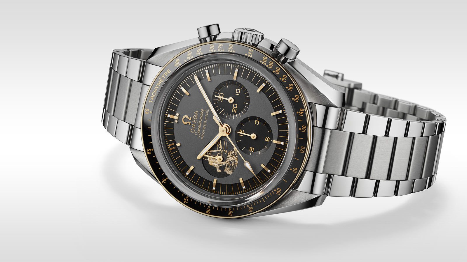 Speedmaster Moonwatch Moonwatch Anniversary Limited Series - 310.20.42.50.01.001 - View 3