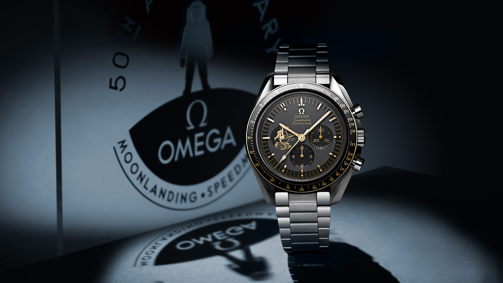 Speedmaster Moonwatch Moonwatch Anniversary Limited Series Watch - 310.20.42.50.01.001