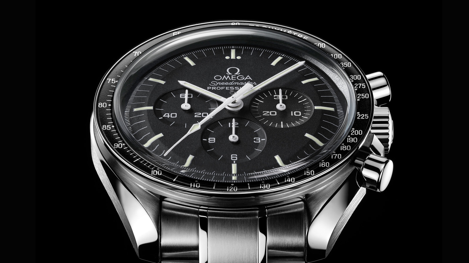Speedmaster Moonwatch Moonwatch Professional Chronograph 42 mm - 311.30.42.30.01.005 - View 3