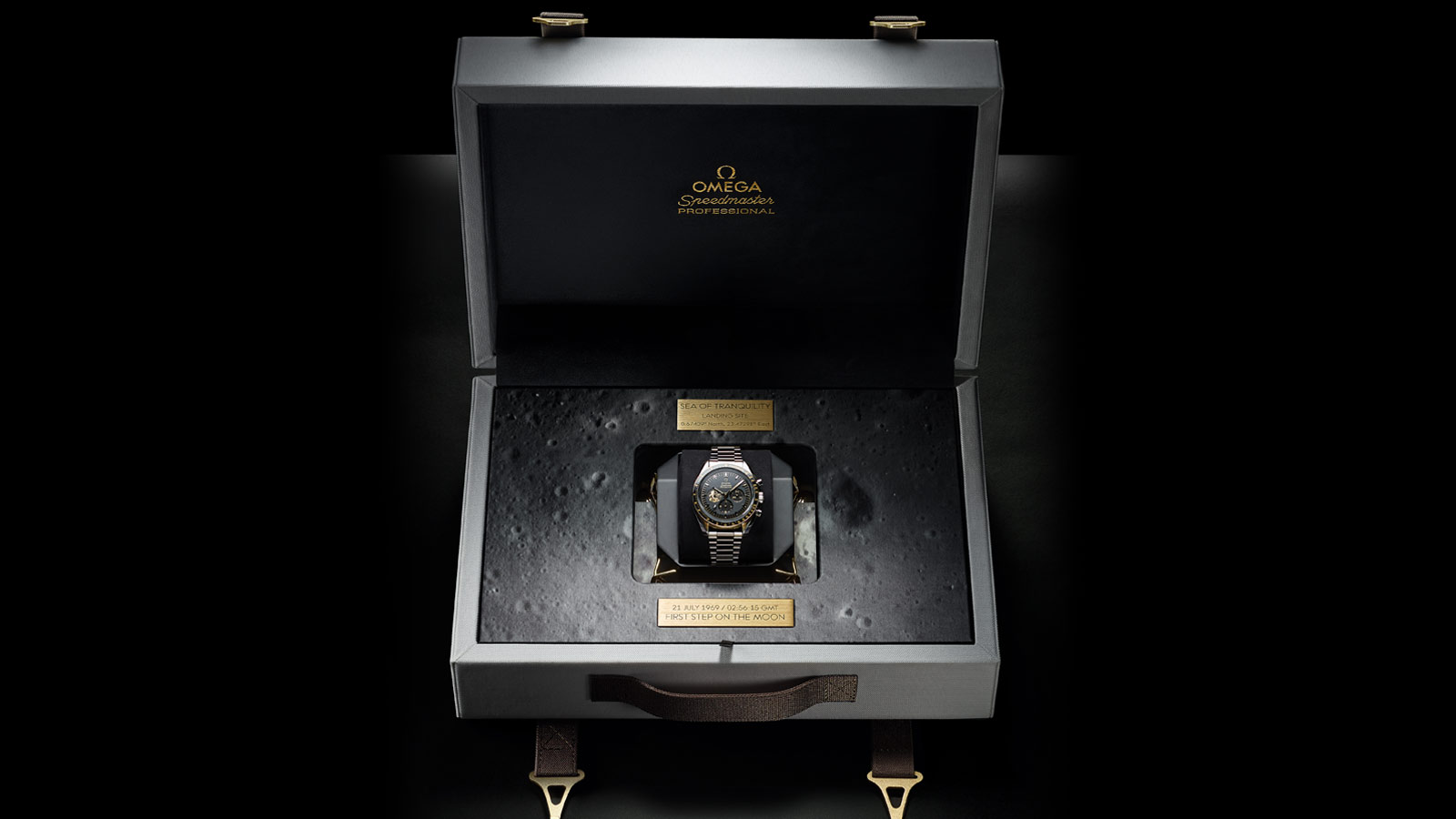 Speedmaster Moonwatch Moonwatch Anniversary Limited Series - 310.20.42.50.01.001 - Visualizzare 4
