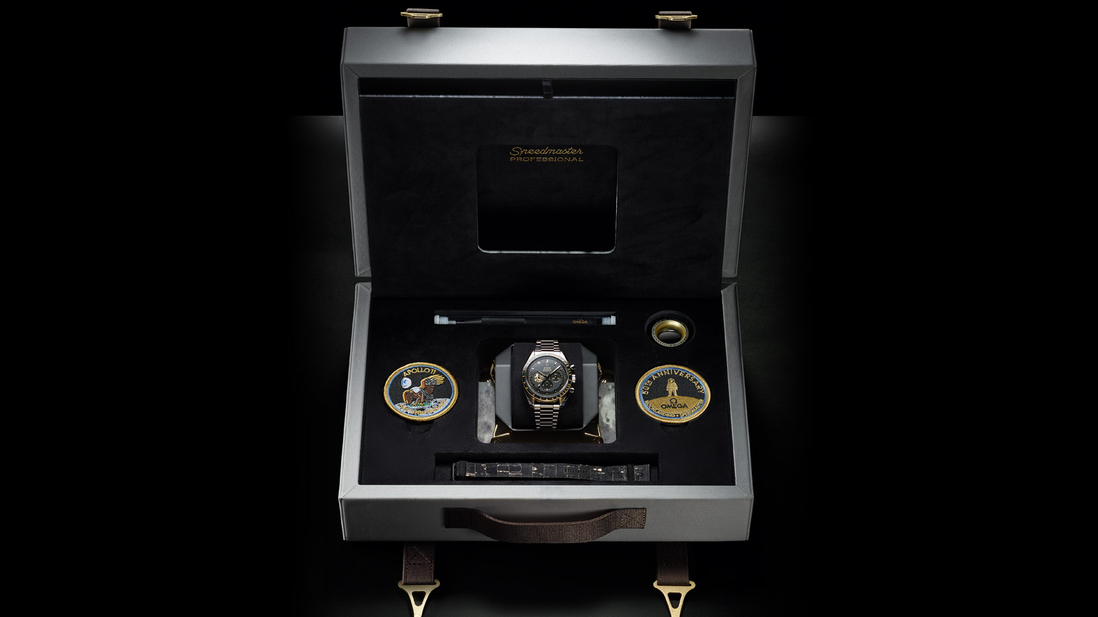 Speedmaster Moonwatch Moonwatch Anniversary Limited Series - 310.20.42.50.01.001 - Visualizzare 5