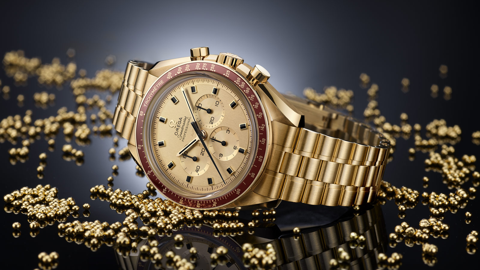 Speedmaster Moonwatch Moonwatch Anniversary Limited Series Watch - 310.60.42.50.99.001