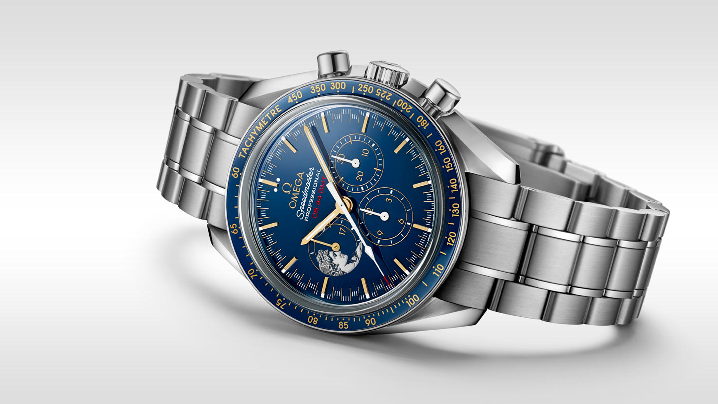 Speedmaster Moonwatch Moonwatch Anniversary Limited Series - 311.30.42.30.03.001 - View 1