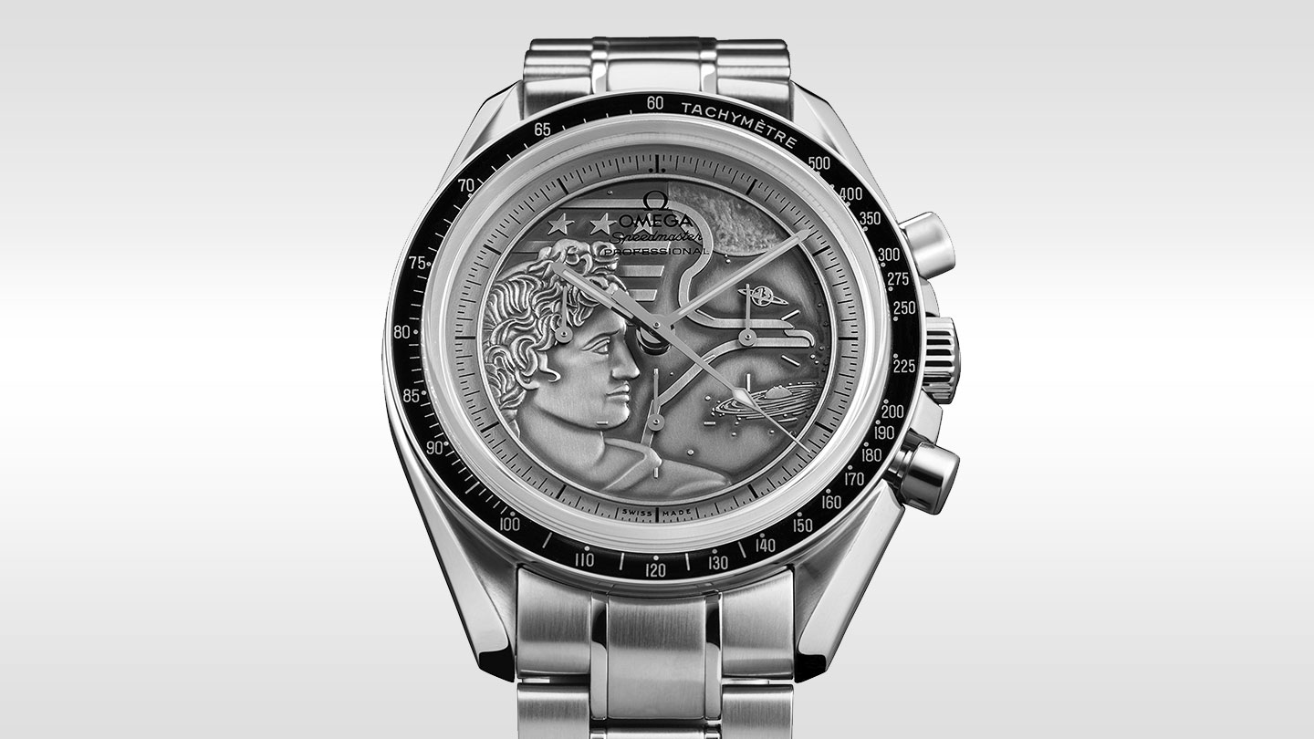 Speedmaster Moonwatch Moonwatch Anniversary Limited Series - 311.30.42.30.99.002 - Visualizzare 1