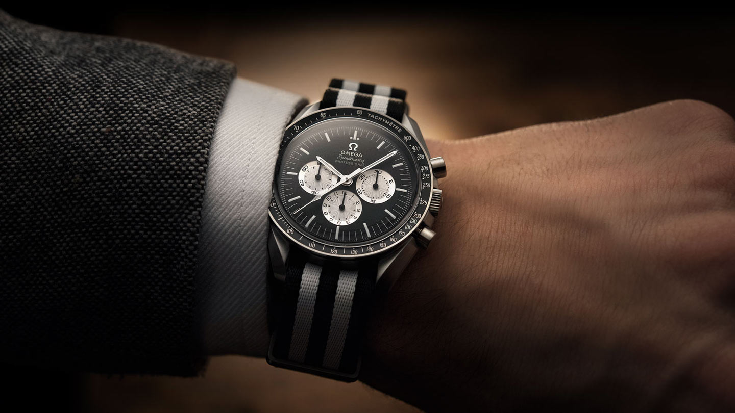 Speedmaster Moonwatch Moonwatch Anniversary Limited Series - 311.32.42.30.01.001 - Visualizzare 1