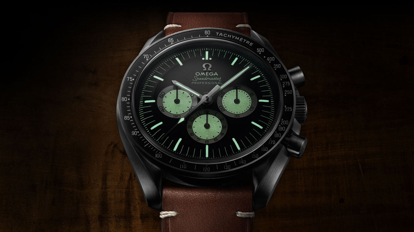 Speedmaster Moonwatch Moonwatch Series Limitadas Aniversario - 311.32.42.30.01.001 - Vista 4