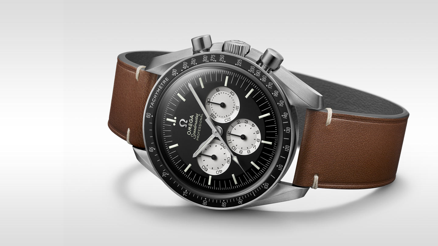 Speedmaster Moonwatch Moonwatch Series Limitadas Aniversario - 311.32.42.30.01.001 - Vista 5