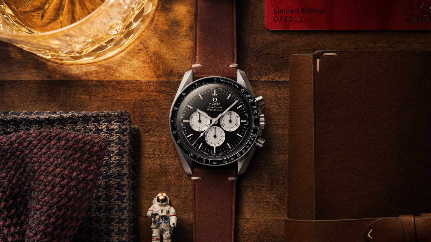 Speedmaster Moonwatch Moonwatch Anniversary Limited Series - 311.32.42.30.01.001 - Visualizzare 6