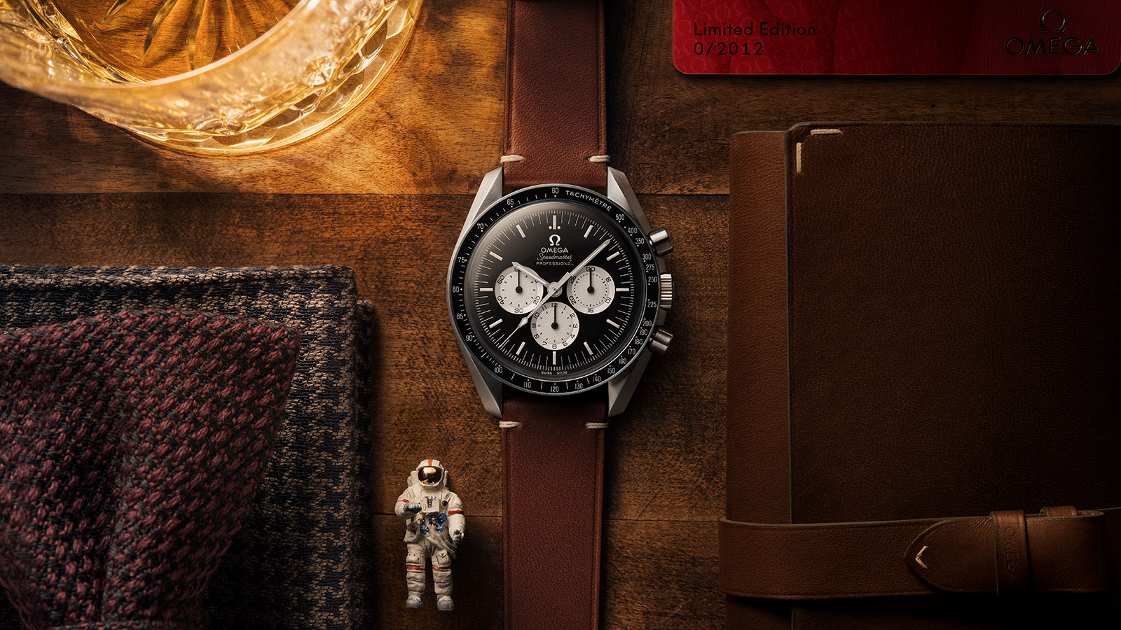 Speedmaster Moonwatch Moonwatch Anniversary Limited Series Orologio - 311.32.42.30.01.001