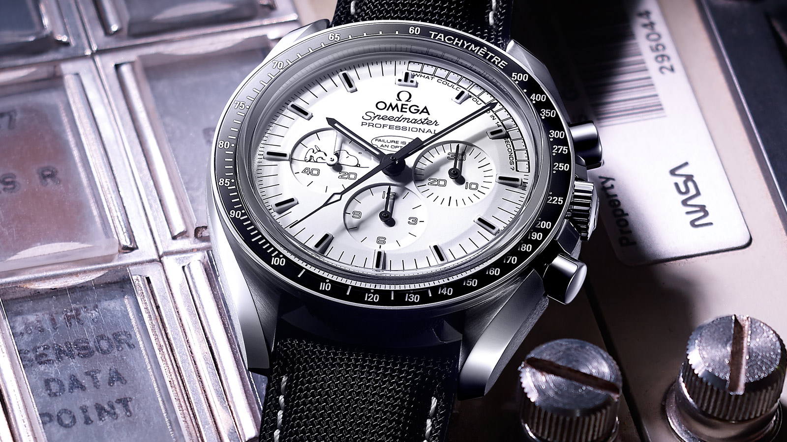 Speedmaster Moonwatch Moonwatch Anniversary Limited Series - 311.32.42.30.04.003 - Anzeigen 4