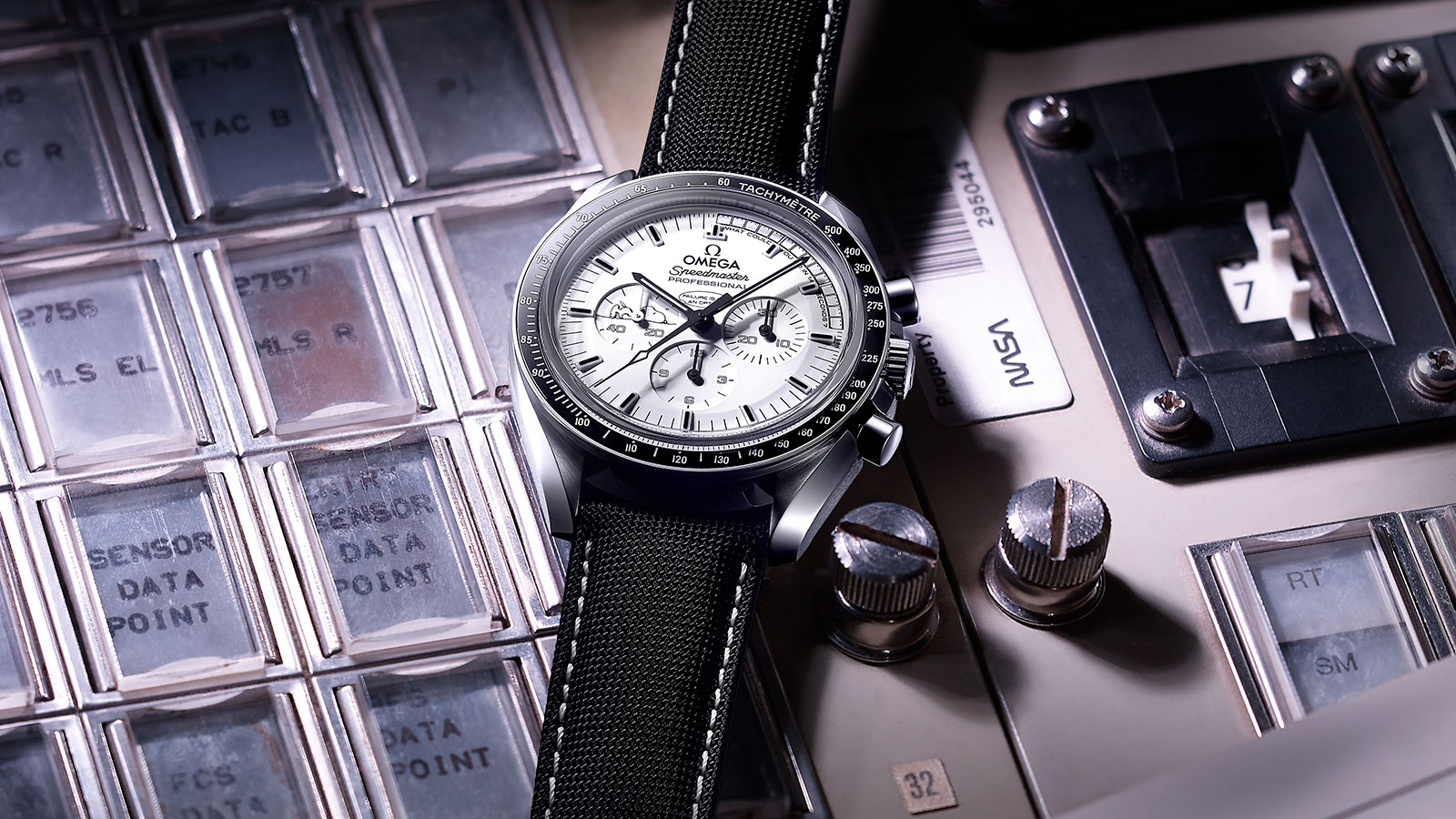 Speedmaster Moonwatch Moonwatch Anniversary Limited Series Referenz - 311.32.42.30.04.003