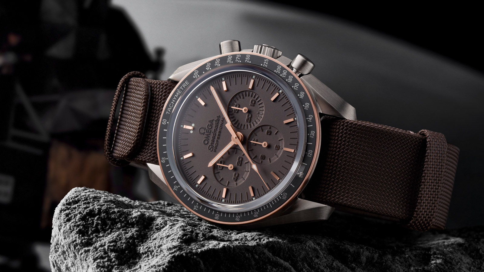 Speedmaster Moonwatch Moonwatch Series Limitadas Aniversario - 311.62.42.30.06.001 - Vista 4