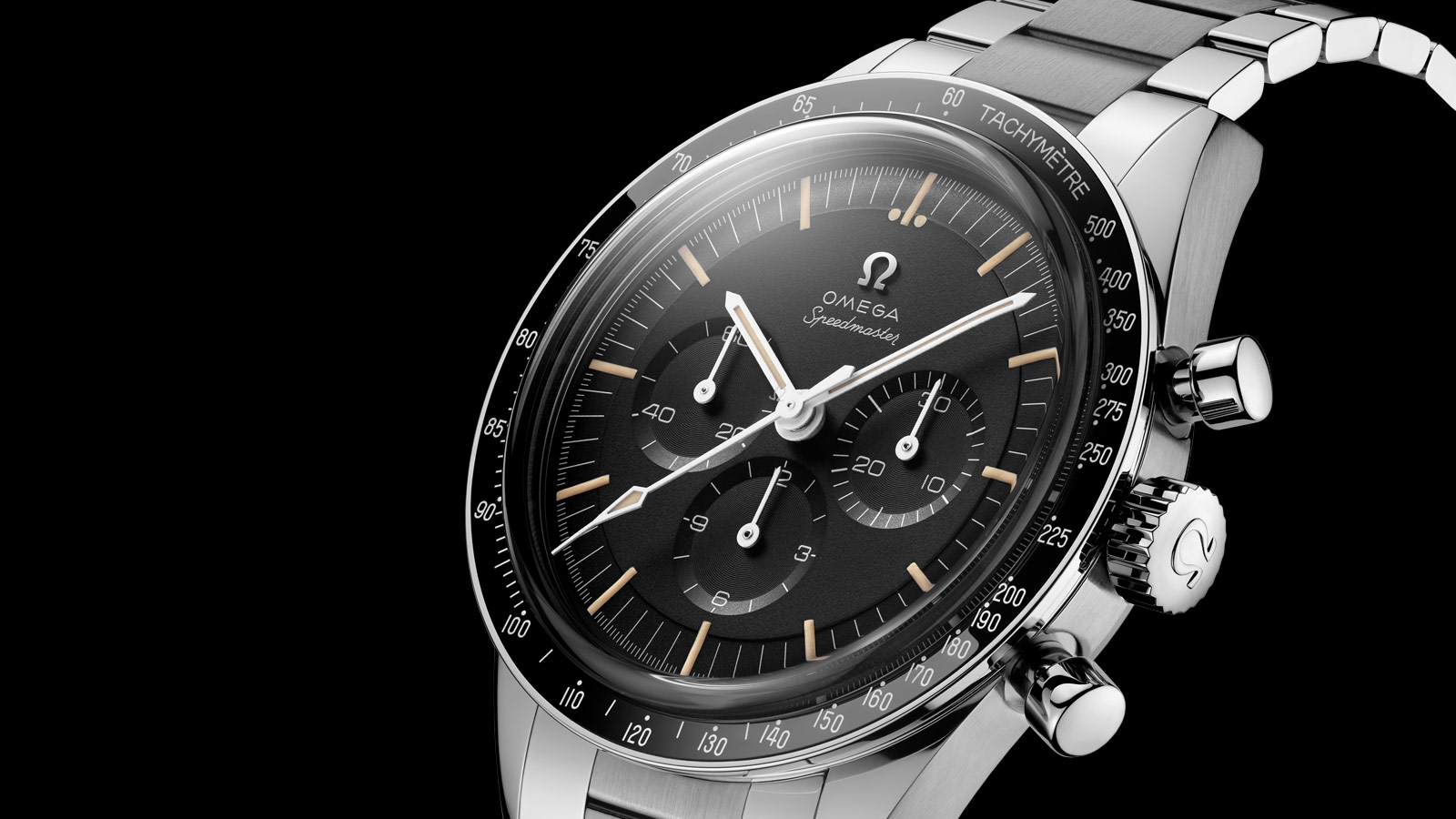 Speedmaster Moonwatch Moonwatch Chronograph 39.7 mm - 311.30.40.30.01.001 - View 1