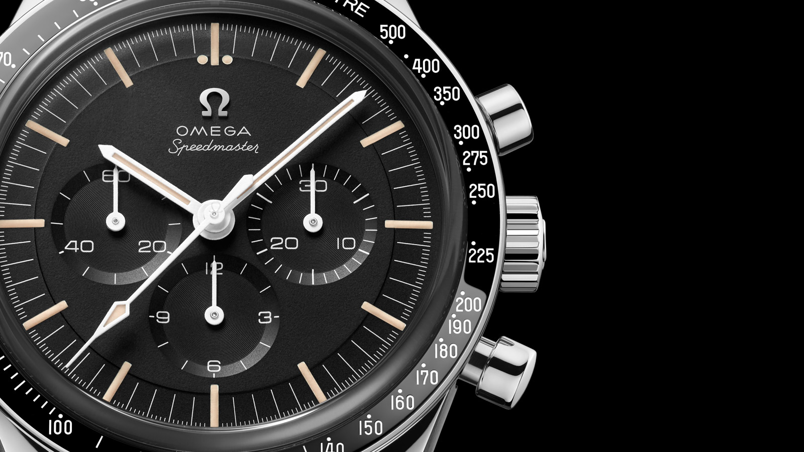 Speedmaster Moonwatch Moonwatch Chronograph 39.7 mm Watch - 311.30.40.30.01.001