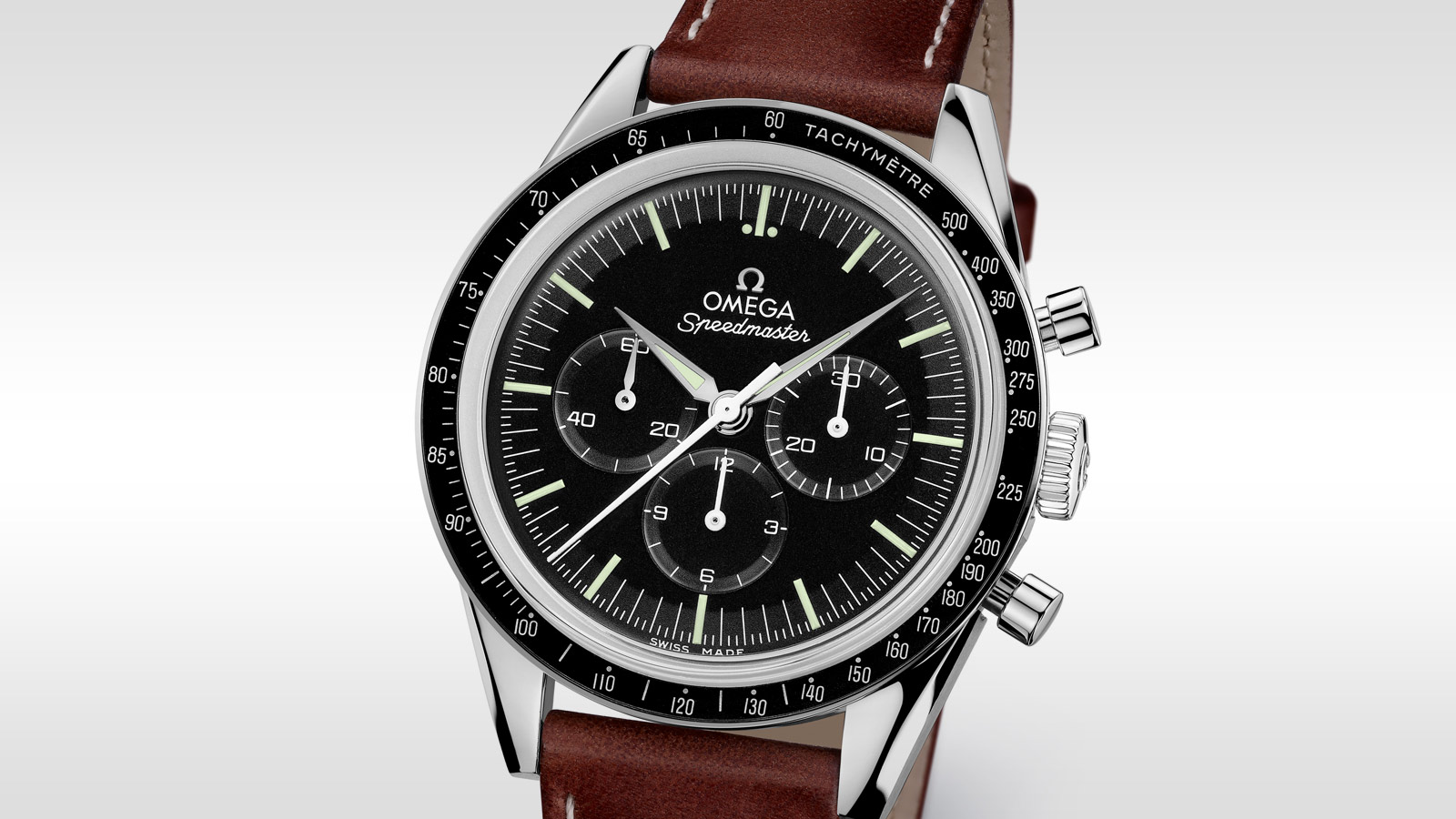 Speedmaster Moonwatch Moonwatch Chronograph 39.7 mm - 311.32.40.30.01.001 - View 2