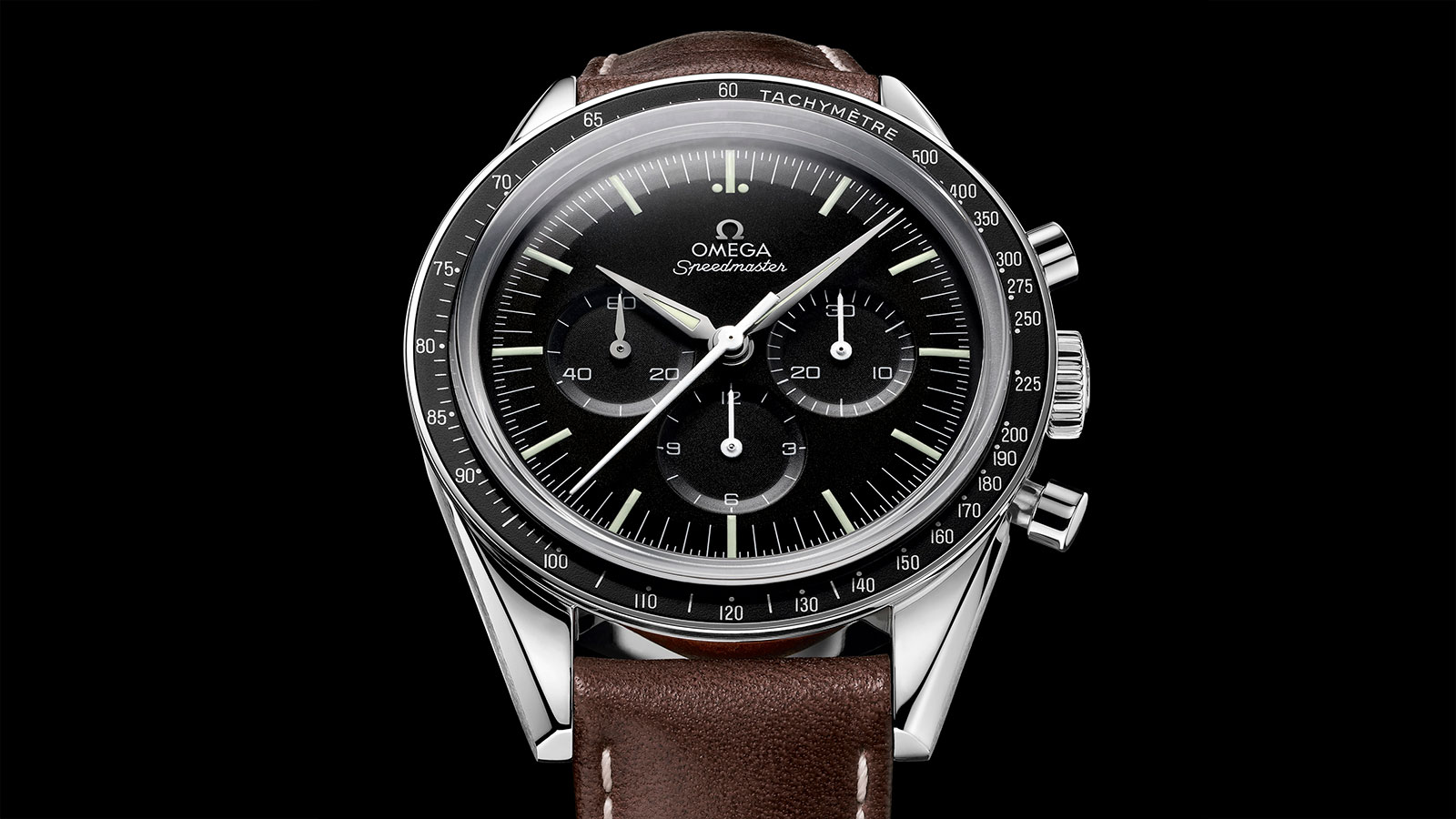 Speedmaster Moonwatch Moonwatch Chronograph 39.7 mm Watch - 311.32.40.30.01.001