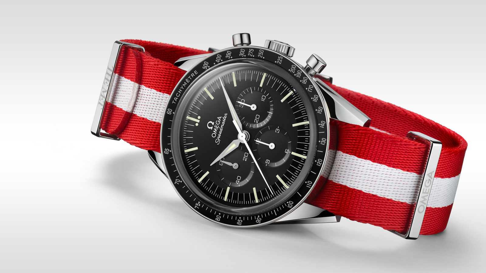 Speedmaster Moonwatch Moonwatch Chronograph 39.7 mm - 311.32.40.30.01.002 - View 3