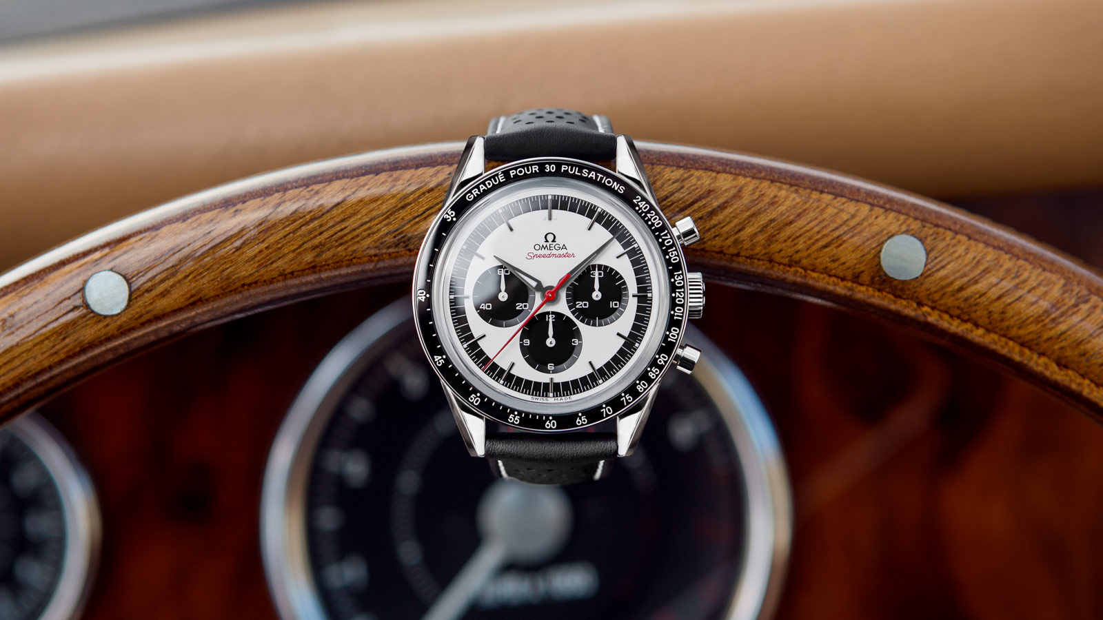 Speedmaster Moonwatch Moonwatch Chronograph 39,7 mm - 311.32.40.30.02.001 - Visualizzare 1