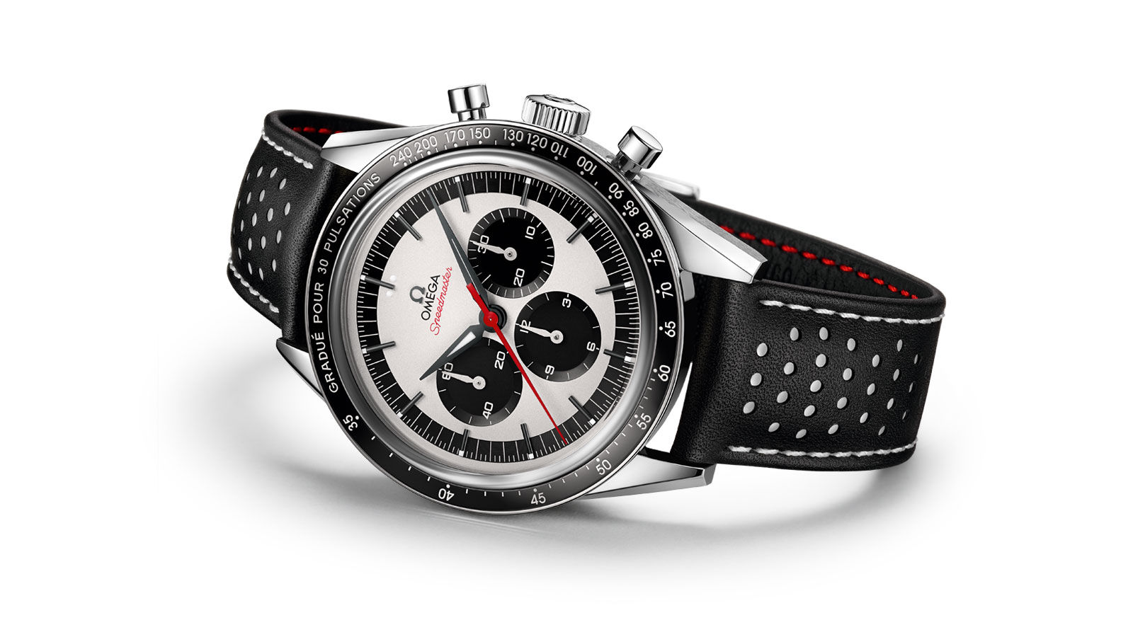 Speedmaster Moonwatch Moonwatch Chronograph 39,7 mm - 311.32.40.30.02.001 - Visualizzare 3