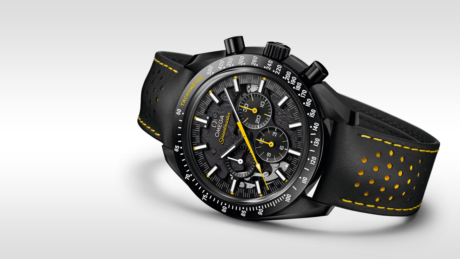 Speedmaster Moonwatch Moonwatch Chronograph 44,25 mm - 311.92.44.30.01.001 - Anzeigen 2