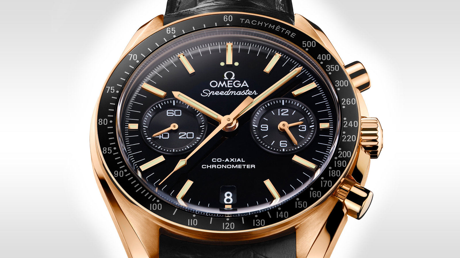 Speedmaster Moonwatch Moonwatch Chronographe Omega Co‑Axial 44,25 mm - 311.63.44.51.01.001 - Afficher 1
