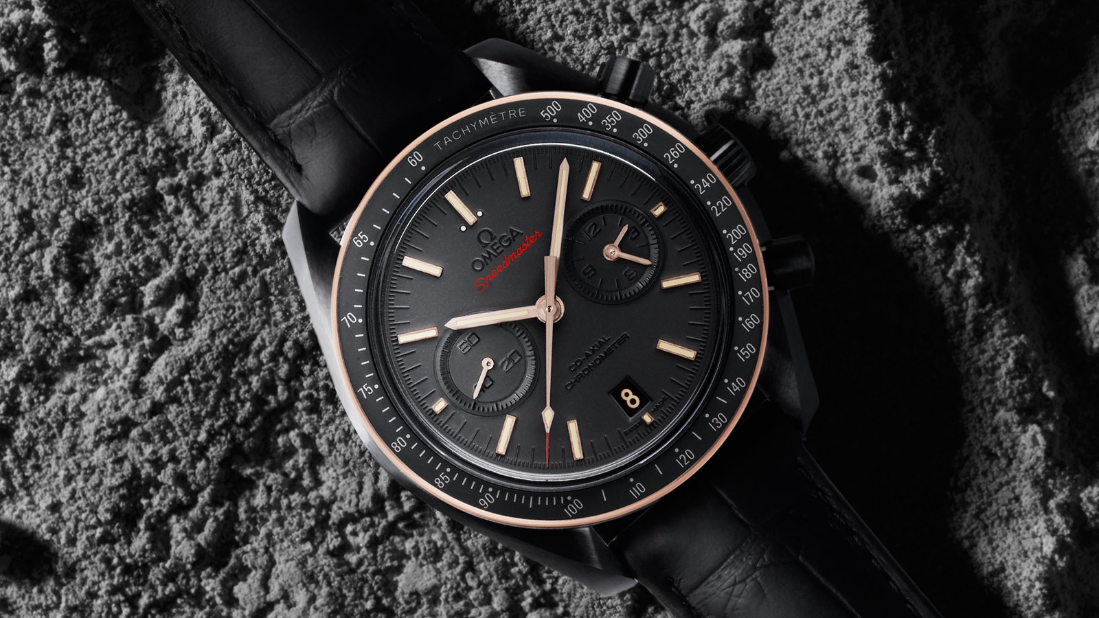 Speedmaster Moonwatch Moonwatch Omega Co‑Axial Chronograph 44.25 mm - 311.63.44.51.06.001 - View 1