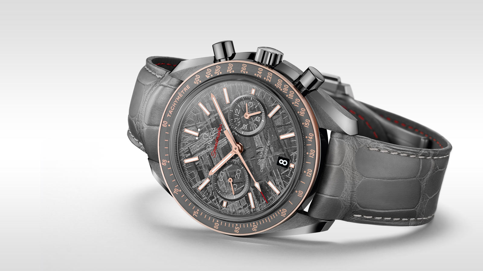 Speedmaster Moonwatch Moonwatch Omega Co‑Axial Chronograph 44,25 mm - 311.63.44.51.99.001 - Vista 2