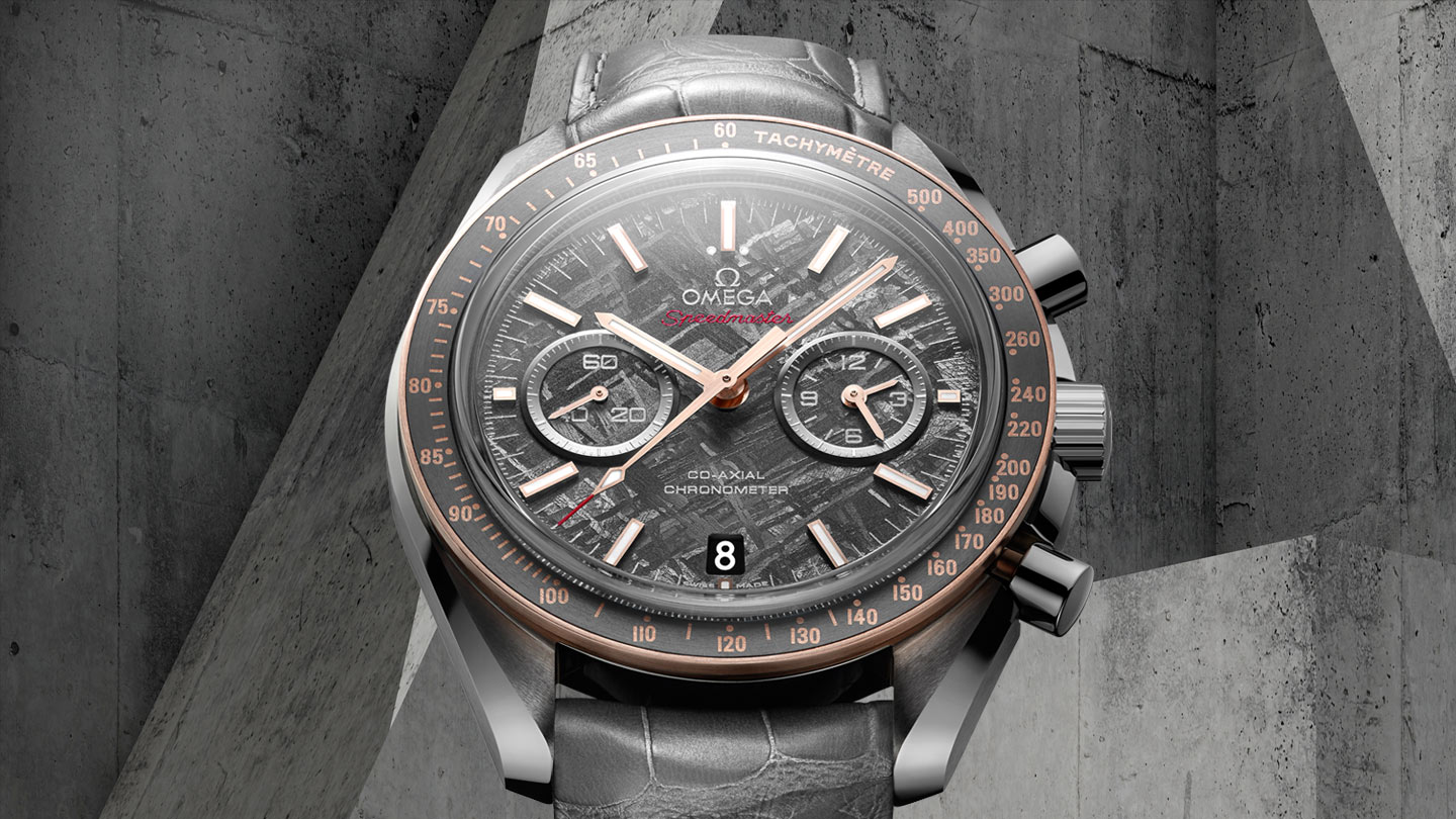 Speedmaster Moonwatch Moonwatch Omega Co‑Axial Chronograph 44,25 mm - 311.63.44.51.99.001 - Vista 4