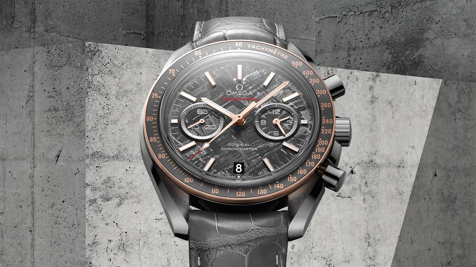 Speedmaster Moonwatch Moonwatch Omega Co‑Axial Chronograph 44,25 mm Reloj - 311.63.44.51.99.001