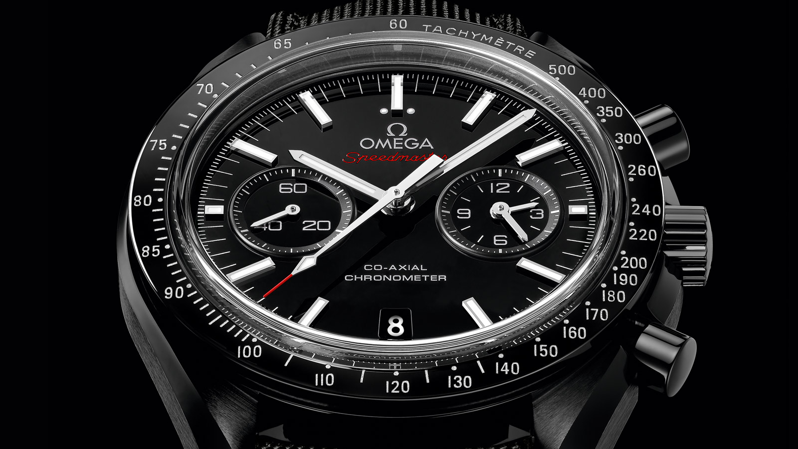 Speedmaster Moonwatch Moonwatch Omega Co‑Axial Chronograph 44.25 mm - 311.92.44.51.01.003 - View 2